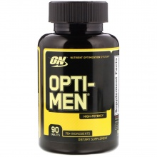 Витамины Optimum Nutrition Opti-Men 90 таб