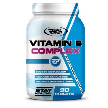 Витамины Real Pharm Vitamin B Complex 90 таб